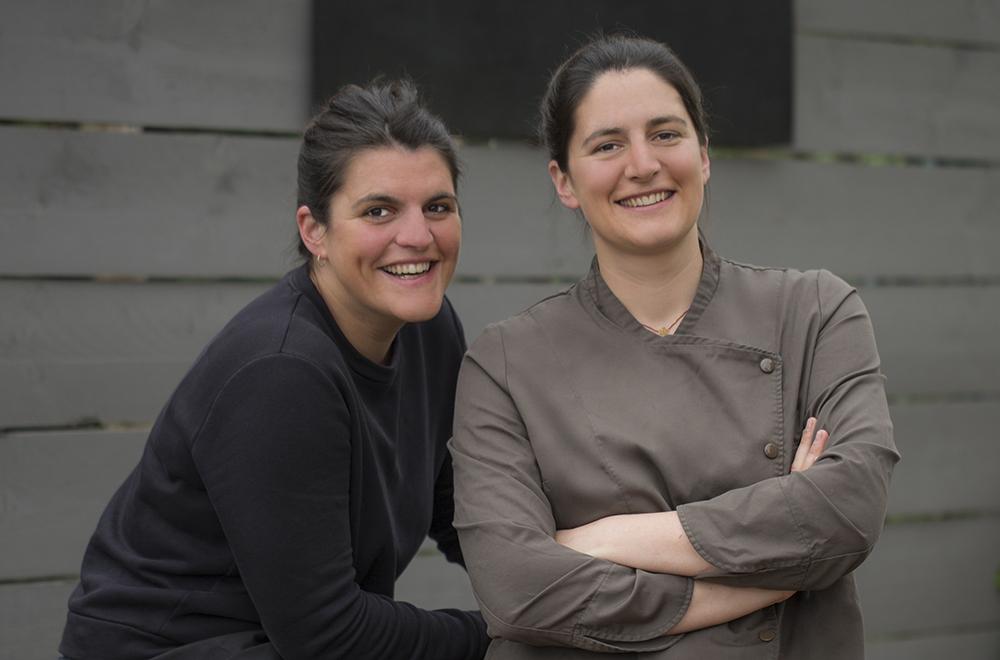 Camille et Mathilde, du San Francisco